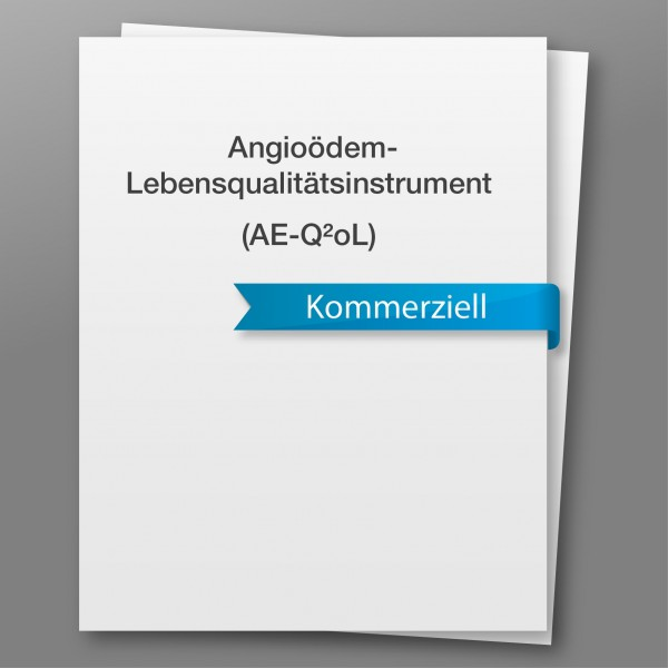 Angioedema Quality of Life Questionnaire (AE-QoL)