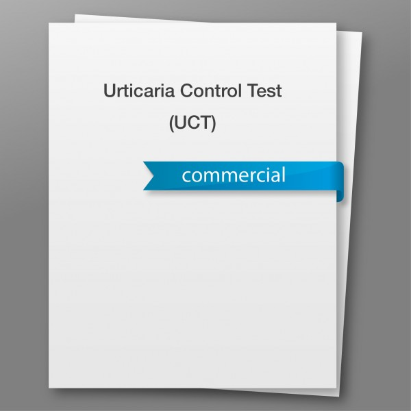 The Urticaria Control Test (UCT)