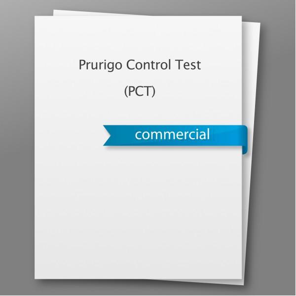 Prurigokontrolltest (Prurigo Control Test - PCT)